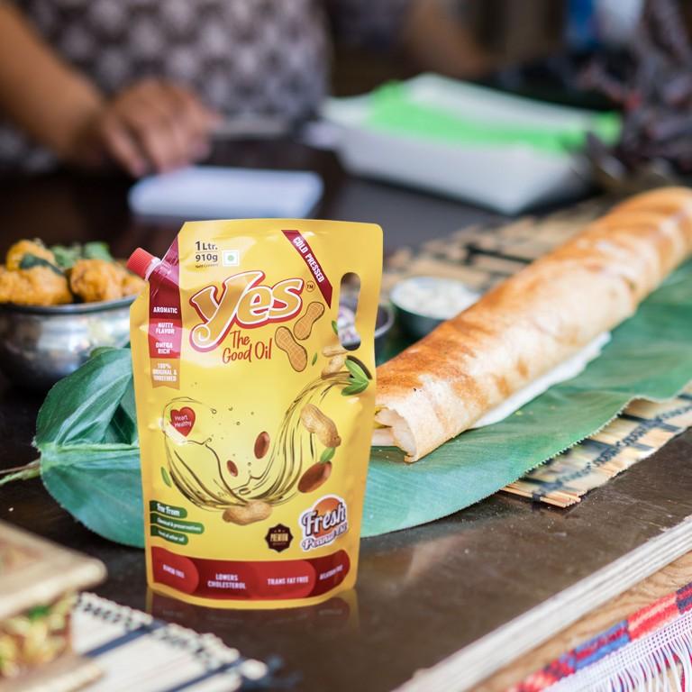 Ghani Peanut Oil